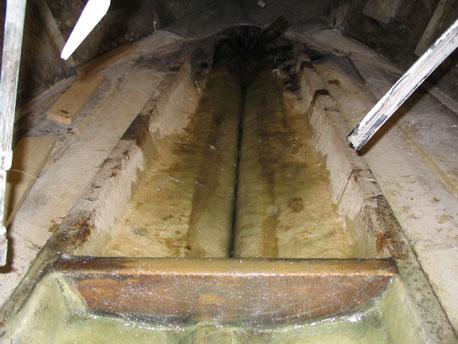 laga gelcoat under vattenlinjen